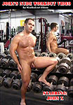 Johns Nude Workout Video